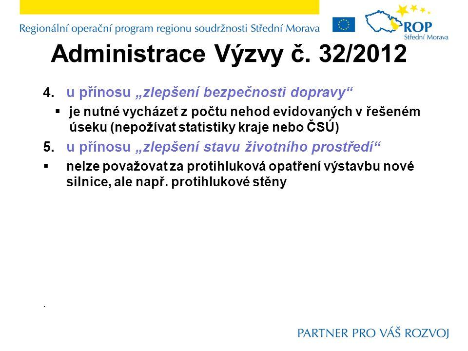 Administrace Výzvy č.
