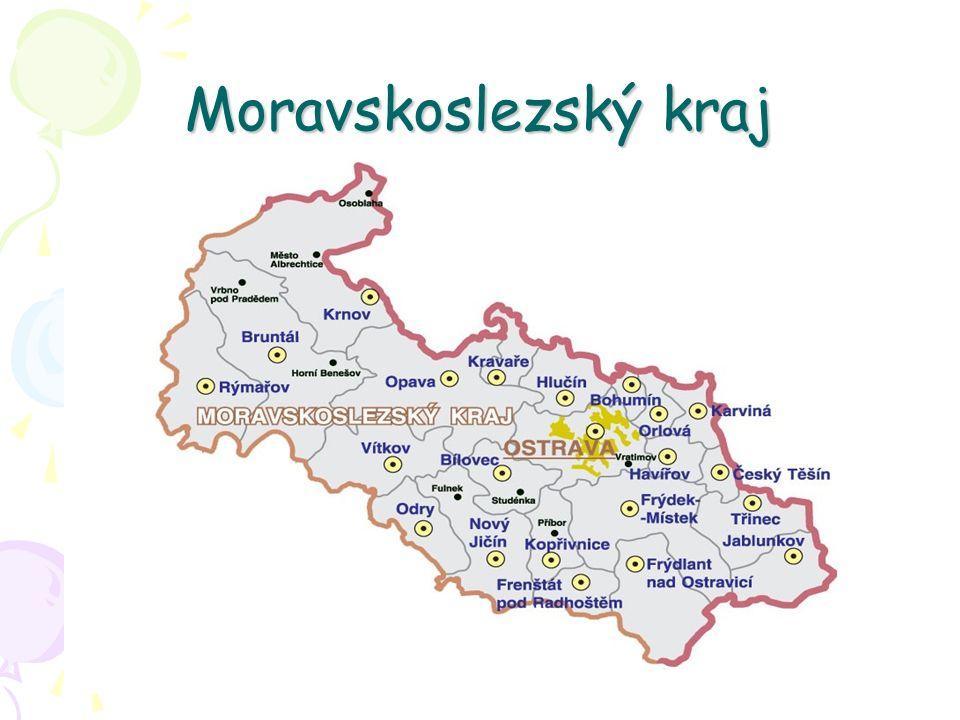 3 Moravskoslezský kraj