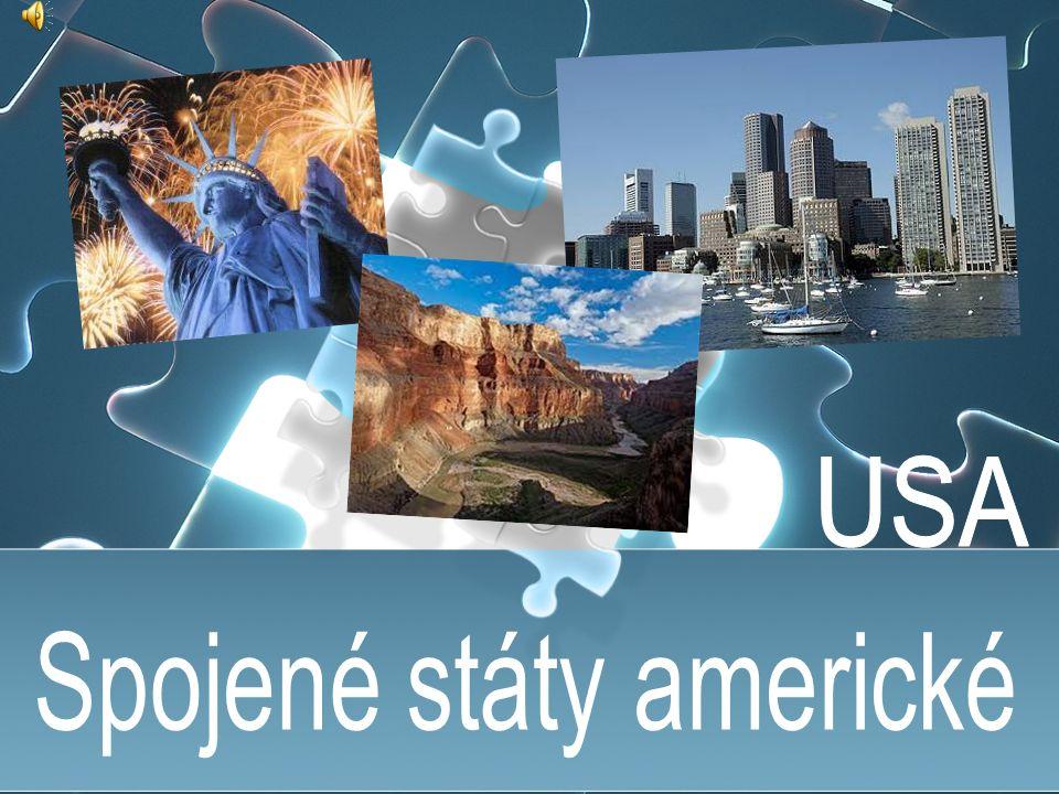 Podnebí Severní část-mírný pás, chladnější a vlhčí než v Evropě Chladnější podnebí-oblast západního pobřeží Jižní část USA-subtropický pás Florida a Havajské ostrovy -tropický pás Aljaška-subarktický pás Texas-tornáda, které se vyskytují hlavně na otevřených plochách v období května a září Severní část-mírný pás, chladnější a vlhčí než v Evropě Chladnější podnebí-oblast západního pobřeží Jižní část USA-subtropický pás Florida a Havajské ostrovy -tropický pás Aljaška-subarktický pás Texas-tornáda, které se vyskytují hlavně na otevřených plochách v období května a září