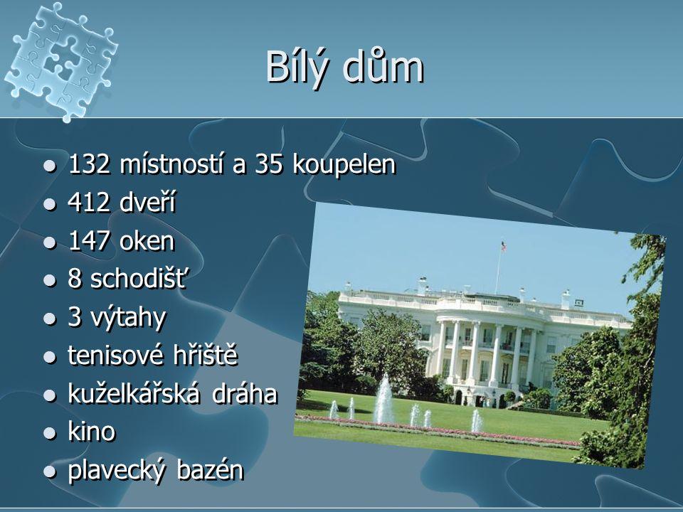 Hlavní město:Washington D.C. Hlava státu: Barack H.