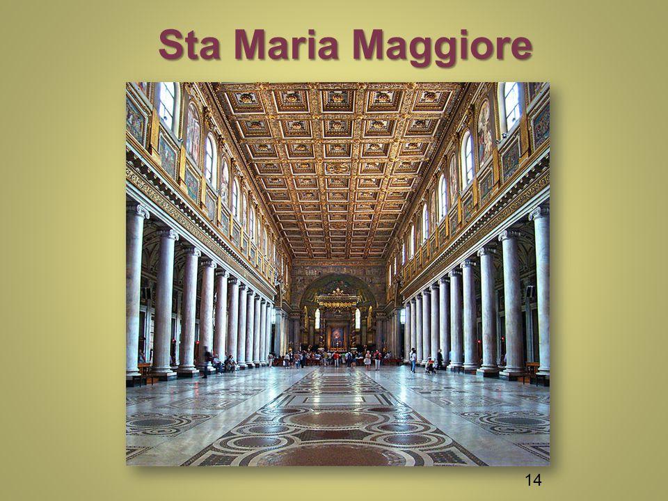 Sta Maria Maggiore Sta Maria Maggiore 14