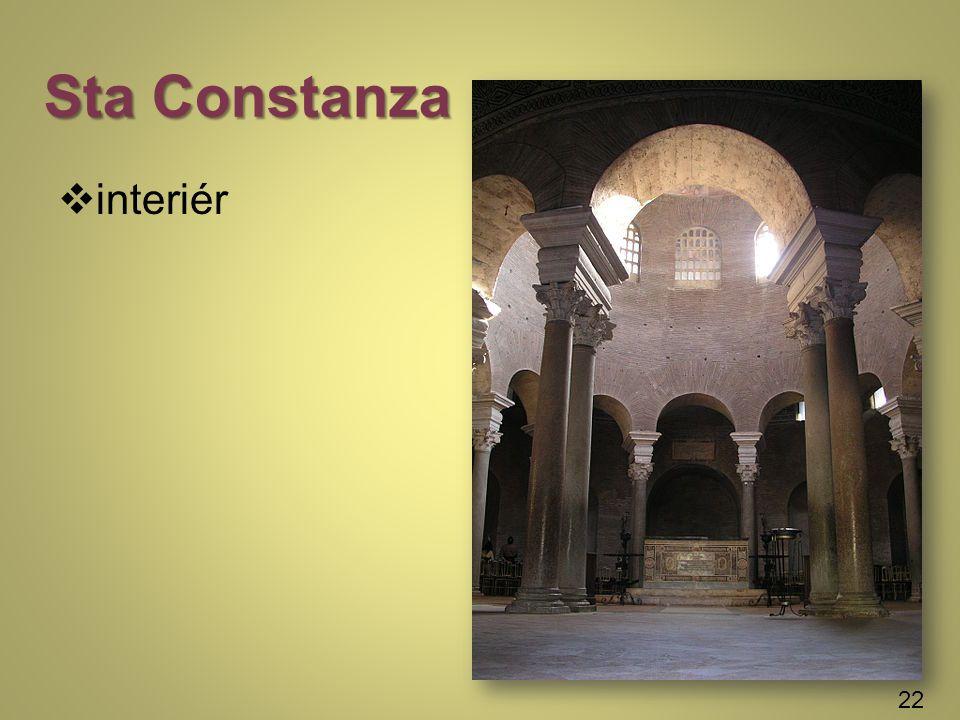 Sta Constanza  interiér 22