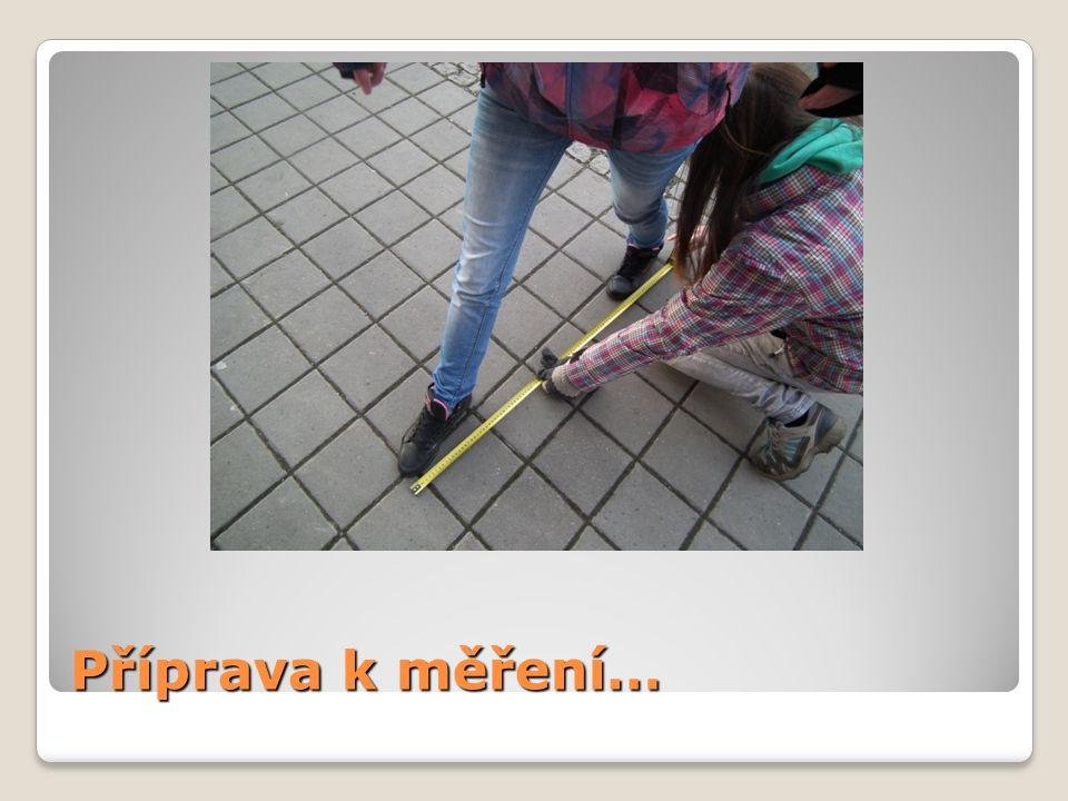 Příprava k měření…