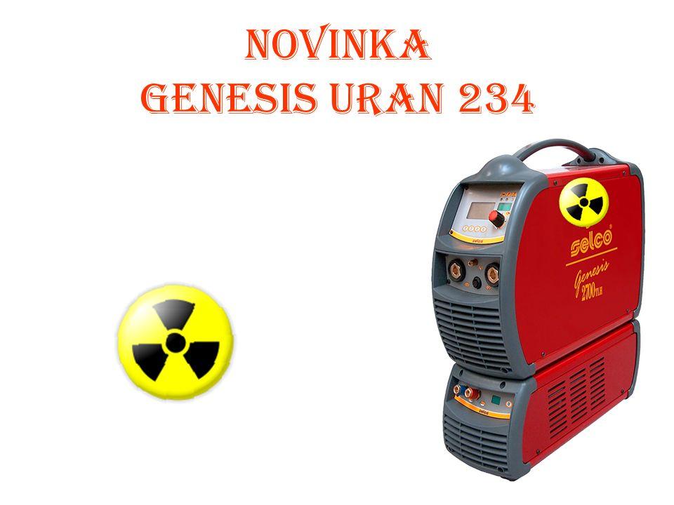 NOVINKA Genesis Uran 234