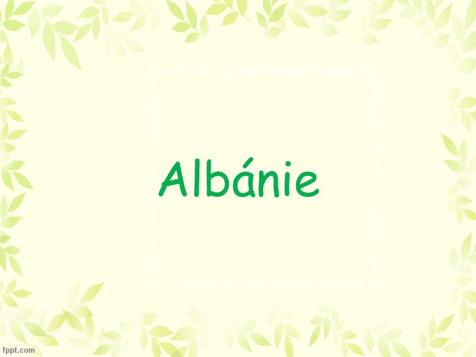 Základní údaje Hlavní město: Tirana Počet obyvatel: 3 639 453 Rozloha: 28 748 km² Měna: albánský lek Jazyk: albánština