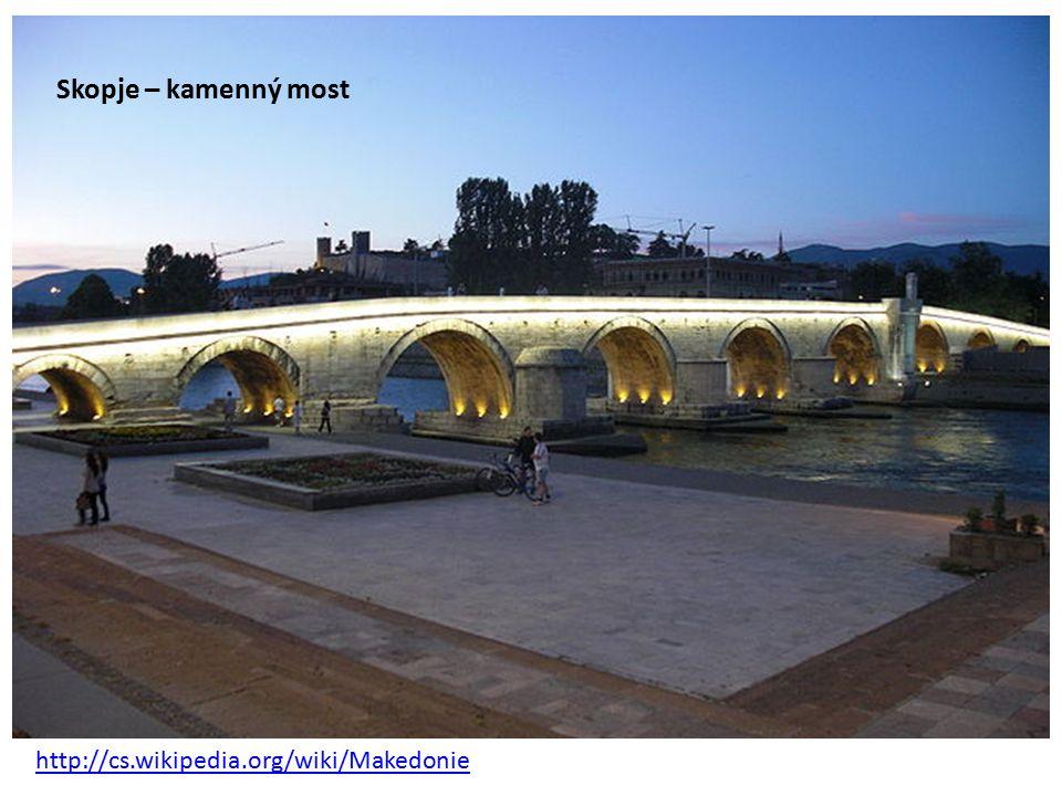 http://cs.wikipedia.org/wiki/Makedonie Skopje – železniční nádraží
