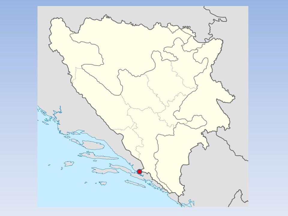 Černá Hora rozloha: 13 812 km 2 počet obyvatel: 616 000 obyv.