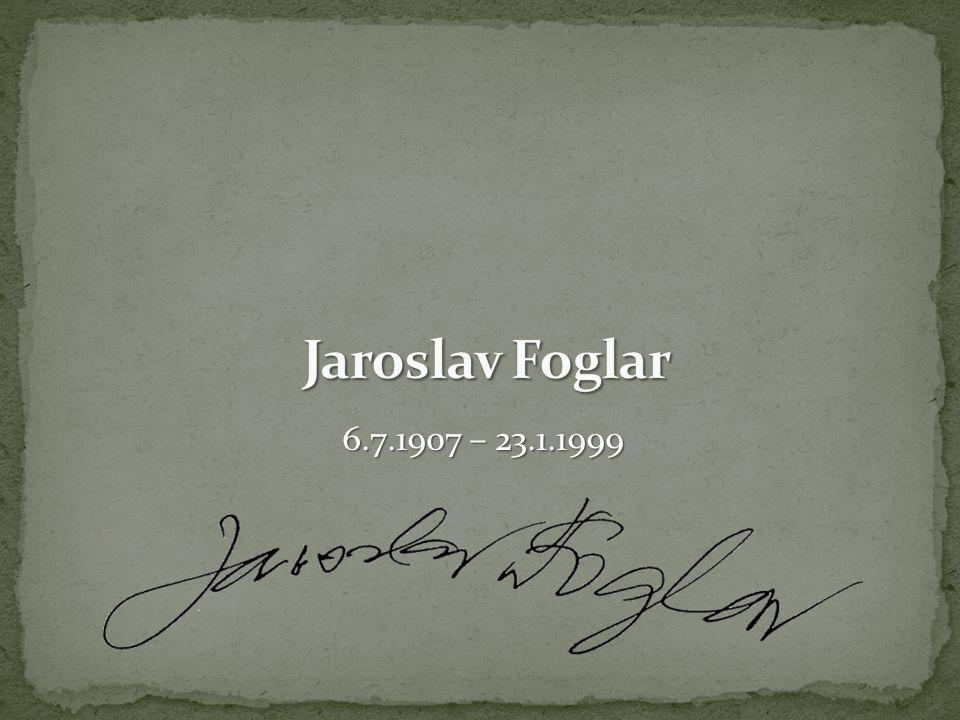 6.7.1907 – 23.1.1999