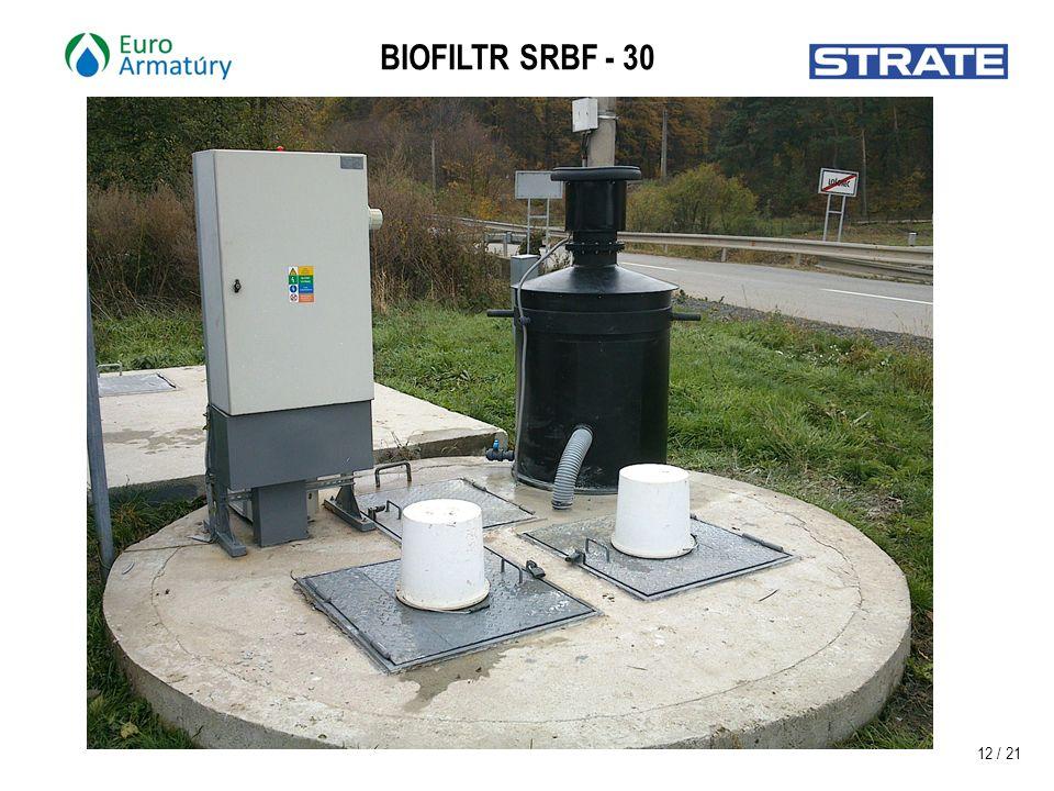 12 / 21 BIOFILTR SRBF - 30