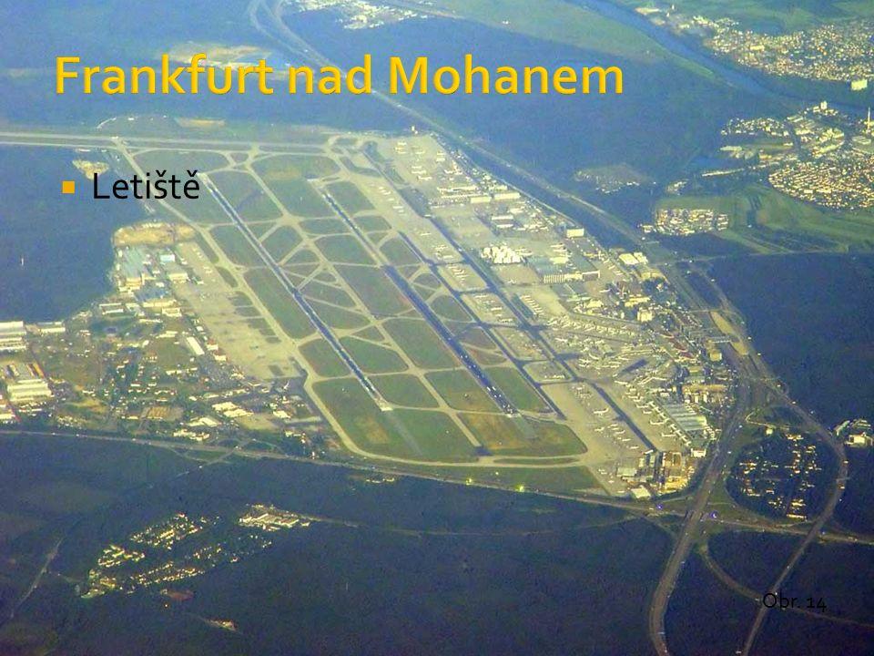 Obr. 14  Letiště