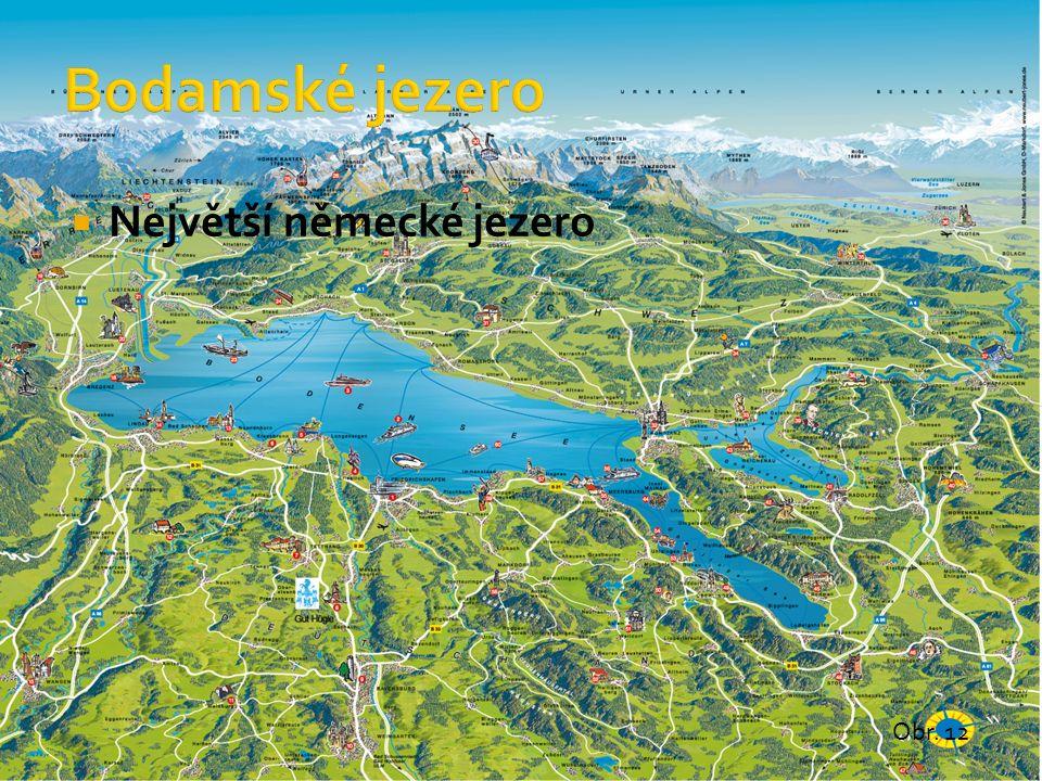 Obr. 12  Největší německé jezero