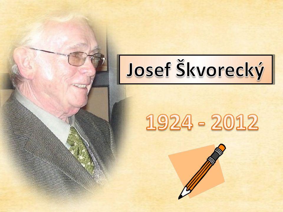 v Náchodě gymnázium.miloval jazz a angličtinu.redaktor Světová literatura.
