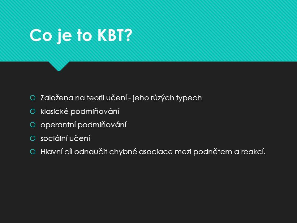 Co je to KBT.