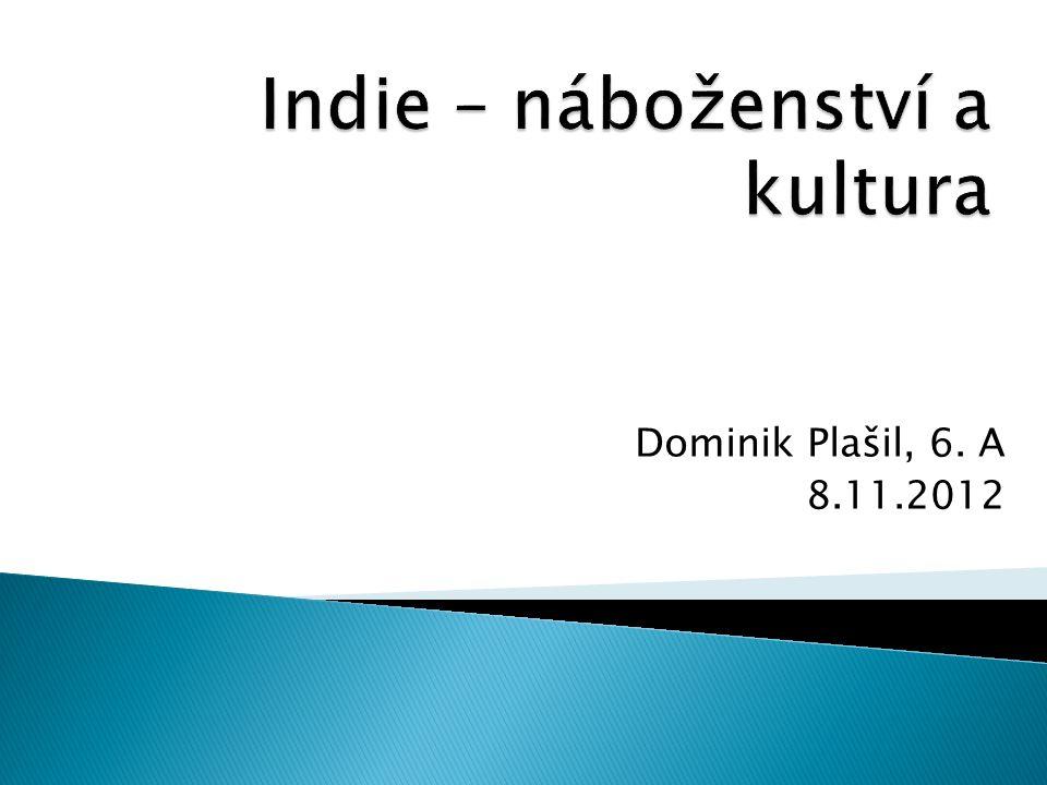 Dominik Plašil, 6. A 8.11.2012