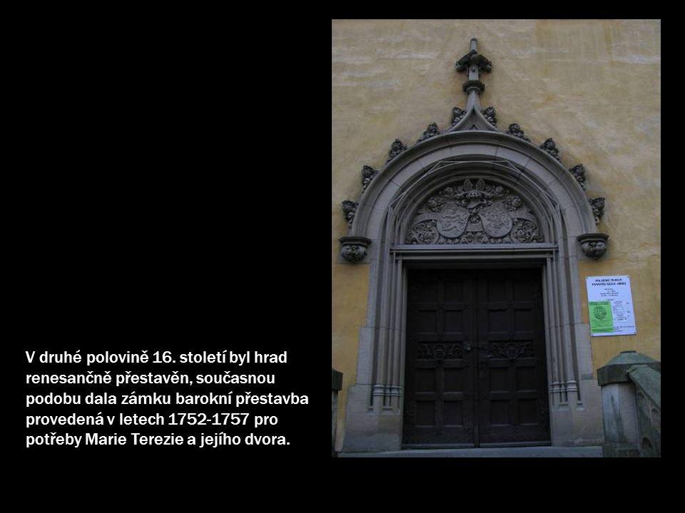 Největšího rozkvětu dosáhlo panství za pánů z Kunštátu.