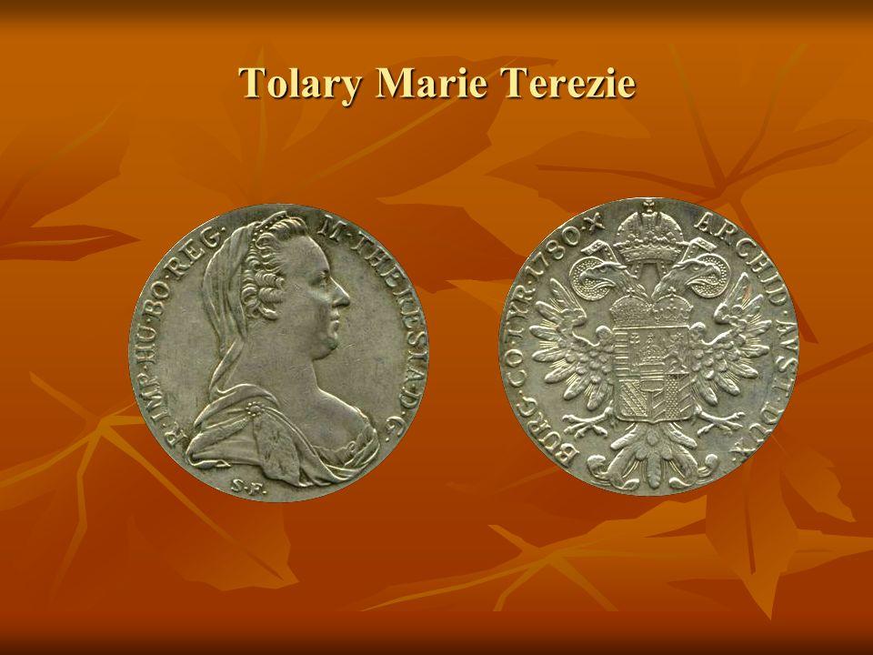 Tolary Marie Terezie