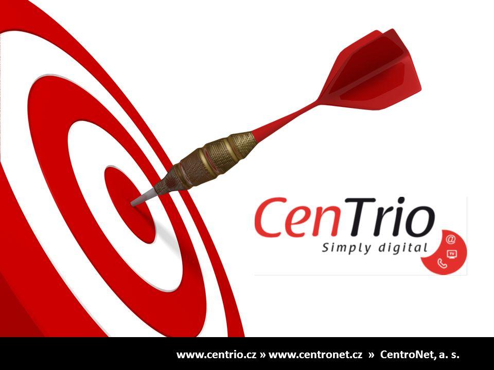 www.centrio.cz » www.centronet.cz » CentroNet, a. s.