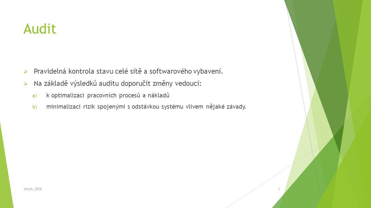 Klíčové rizikové body  Bezdrátové připojení  Downlink, Uplink, Agregace, Latence  Netstat, pathping, tracert, ipconfig, ping  Např.