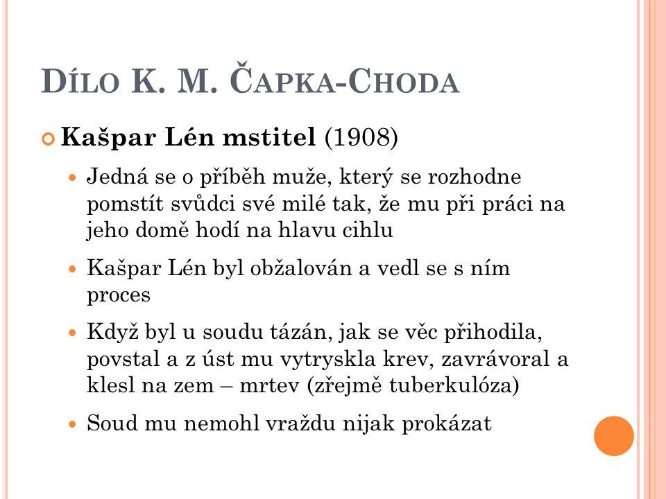 D ÍLO K. M.