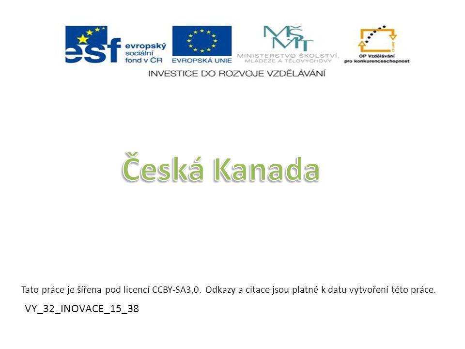 Tato práce je šířena pod licencí CCBY-SA3,0.