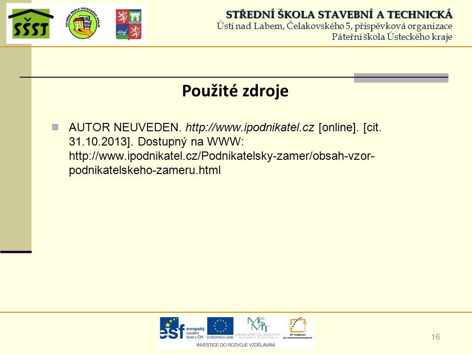 AUTOR NEUVEDEN. http://www.ipodnikatel.cz [online].