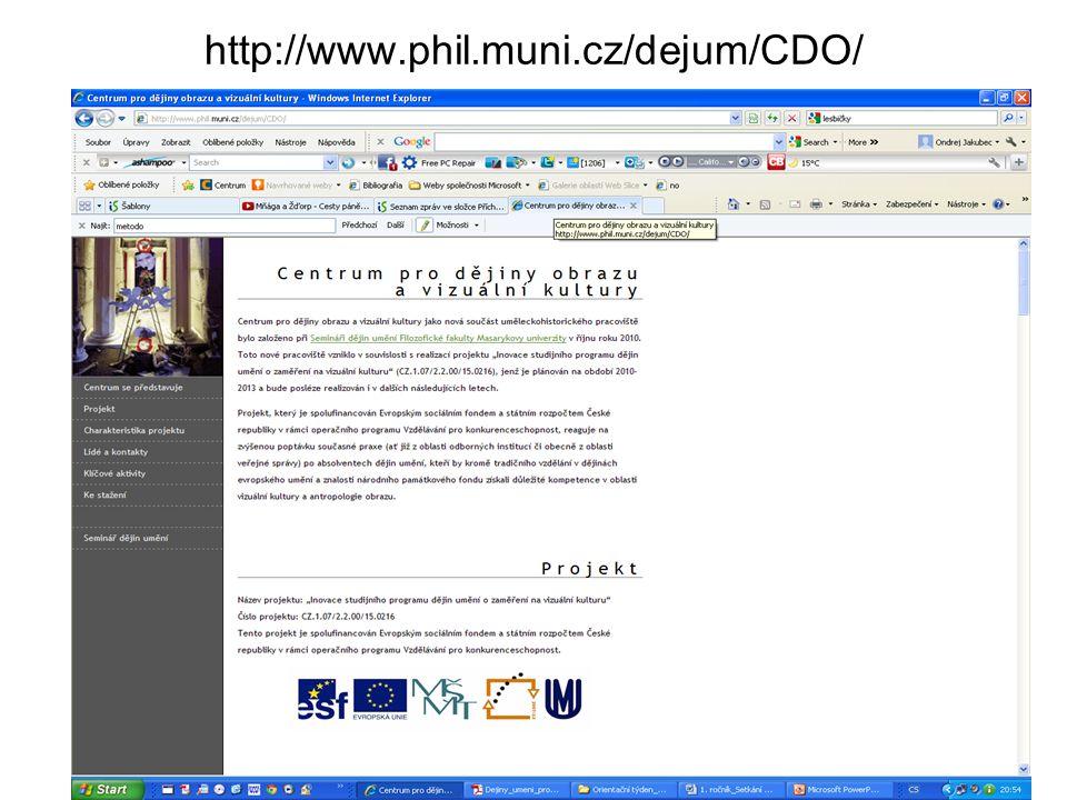 http://www.phil.muni.cz/dejum/CDO/