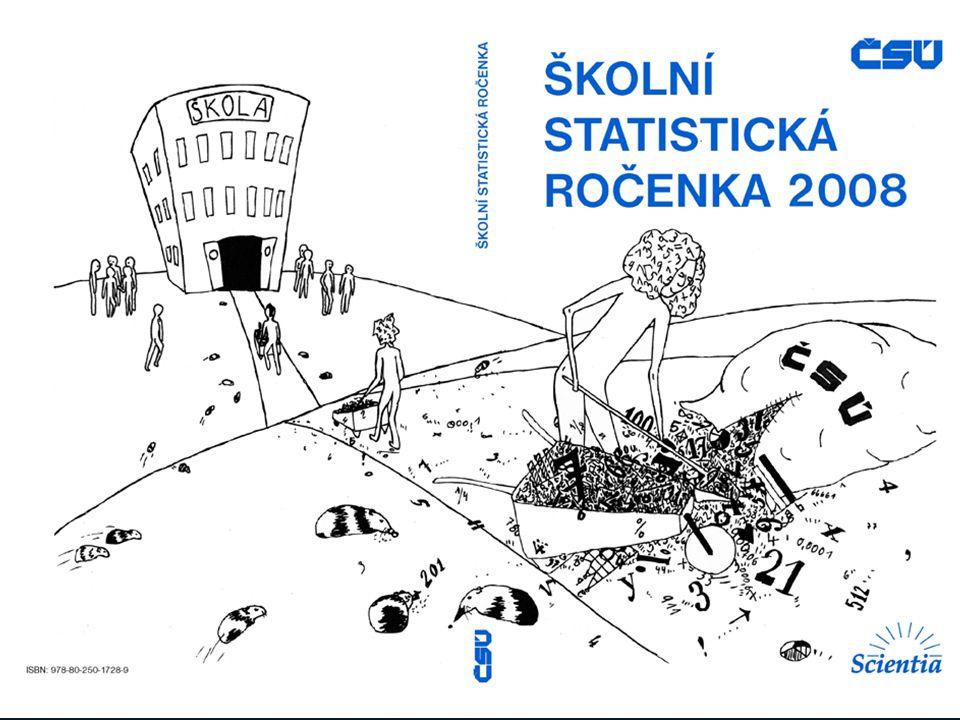 ČESKÝ STATISTICKÝ ÚŘAD Na padesátém 81, 100 82 Praha 10 www.czso.cz Proč Školní statistická ročenka.