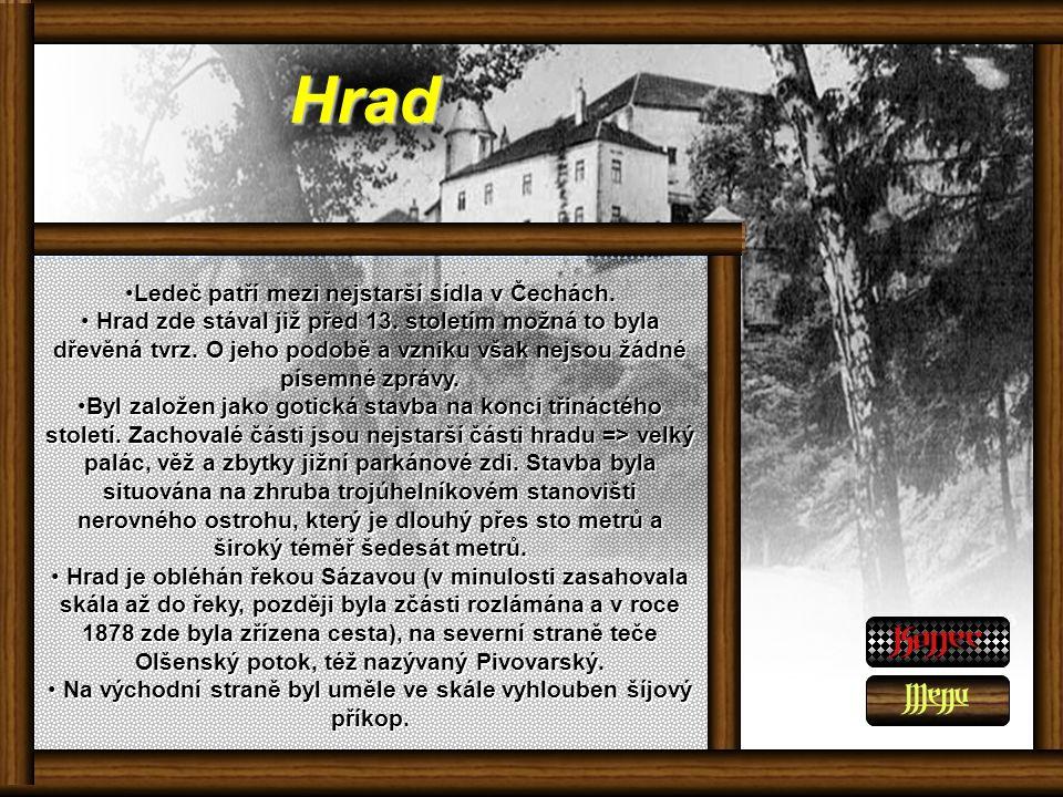 Ledeč patří mezi nejstarší sídla v Čechách.Ledeč patří mezi nejstarší sídla v Čechách.