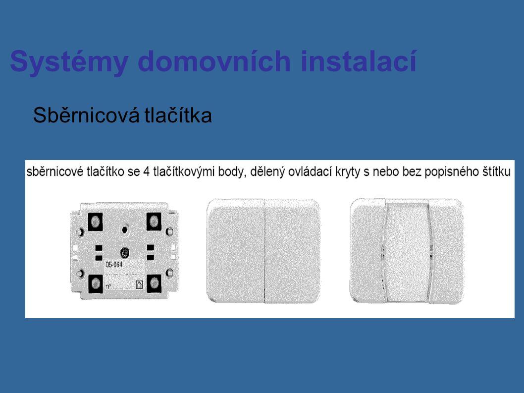Systémy domovních instalací TELECONTROL - telefonní rozhraní, 4 kanály