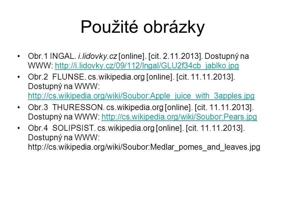 Použité obrázky Obr.1 INGAL. i.lidovky.cz [online].