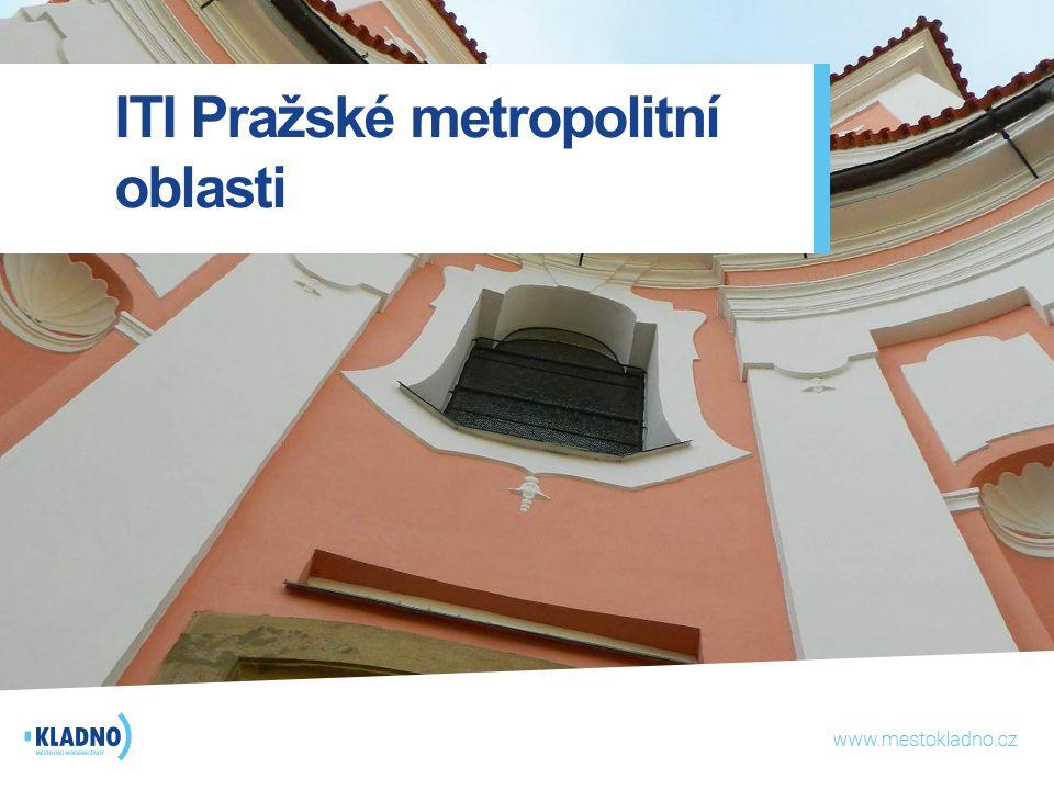 ITI - nový nástroj Evropské komise - Výchozími dokumenty jsou Strategie EU 2020 a návrhy nařízení Evropské komise - Zdůrazňována role měst a metropolitních oblastí (města jako nové póly růstu a motory rozvoje) - Návrhy nařízení počítají s vyčleněním finančních prostředků pro rozvoj vybraných metropolitních oblastí v dotčených operačních programech - Důraz bude kladen na velké integrované projekty strategické povahy, soubory projektů