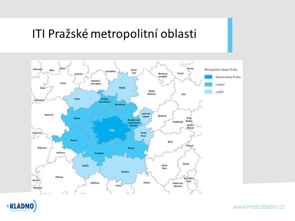 ITI Pražské metropolitní oblasti