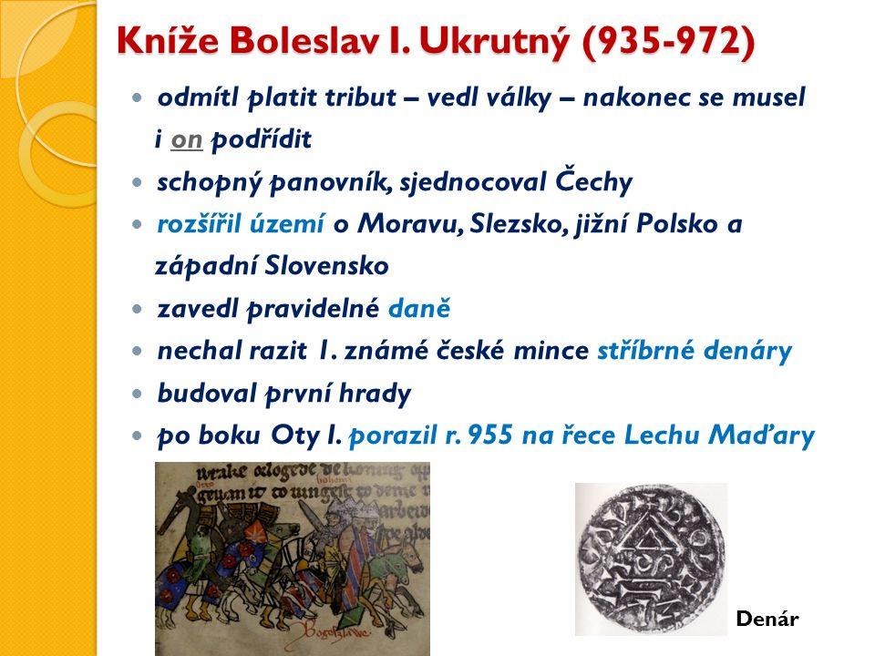 Kníže Boleslav I.