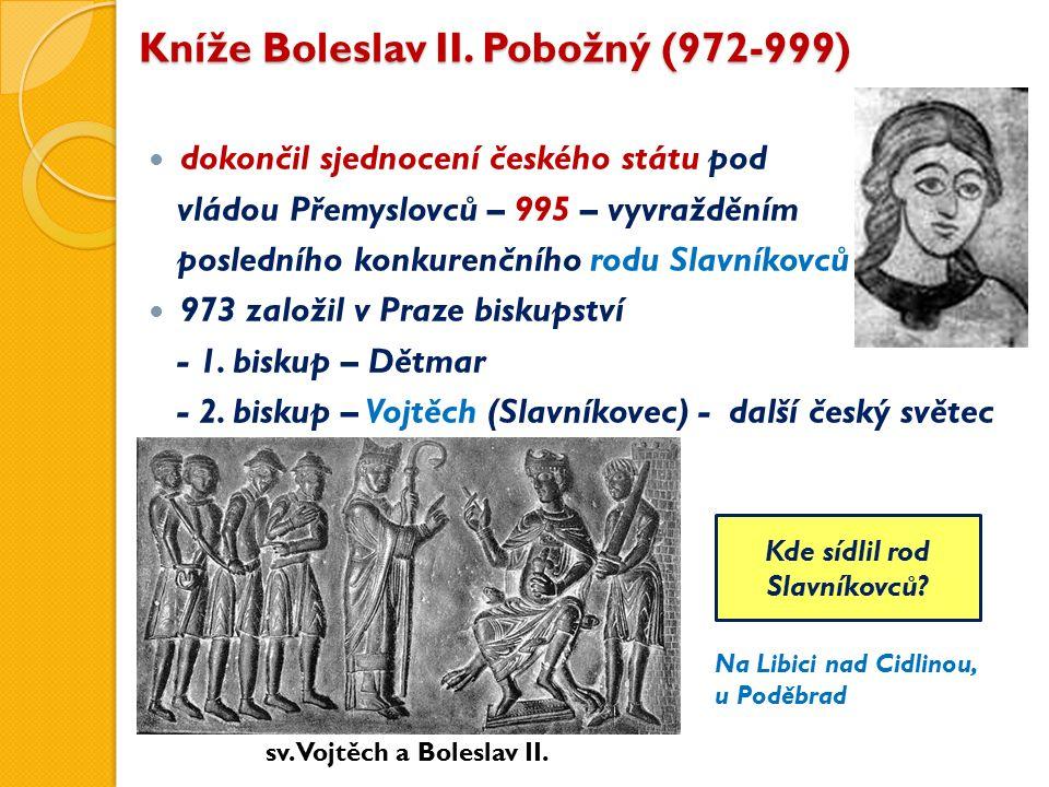 Kníže Boleslav II.
