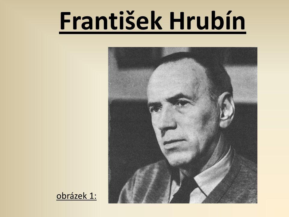 František Hrubín obrázek 1: