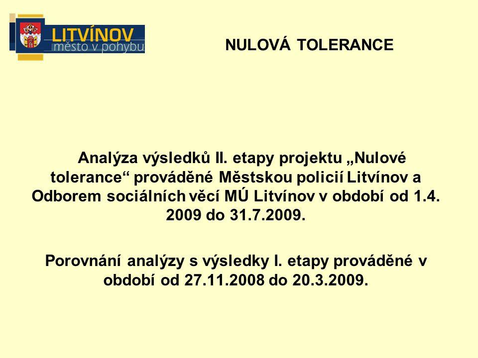 Janov – Základní statistika I.etapaII.