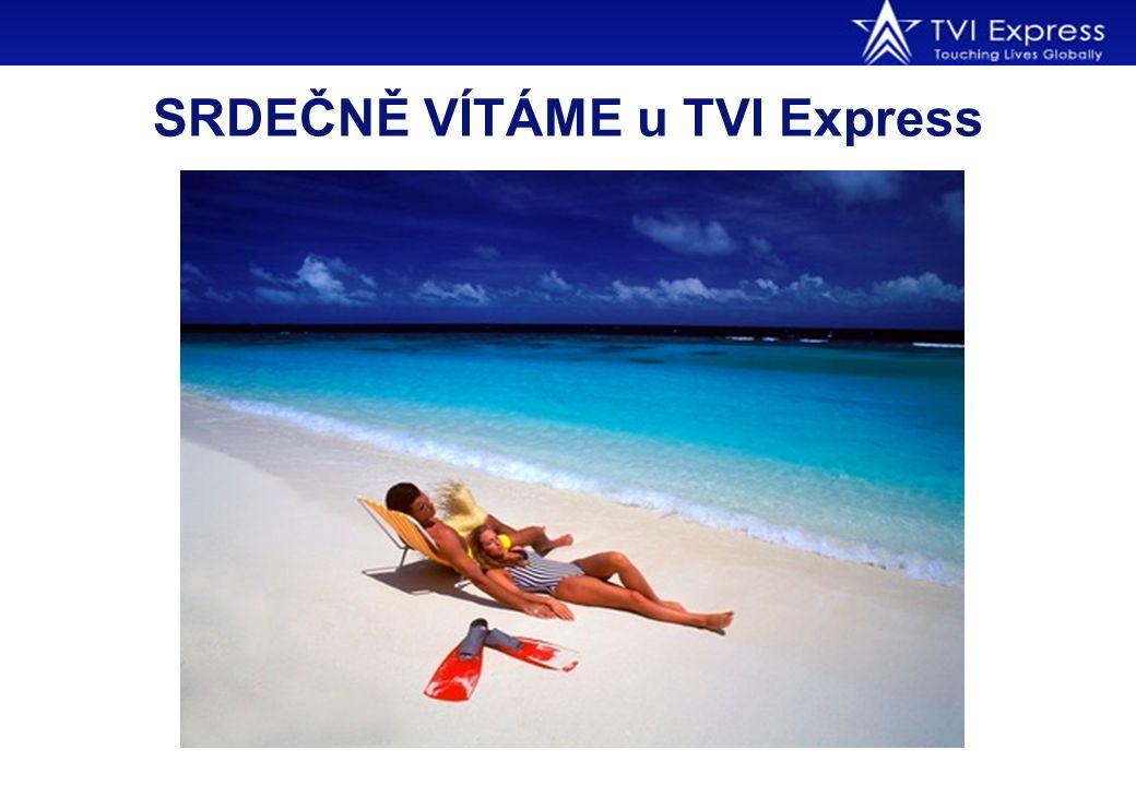 SRDEČNĚ VÍTÁME u TVI Express