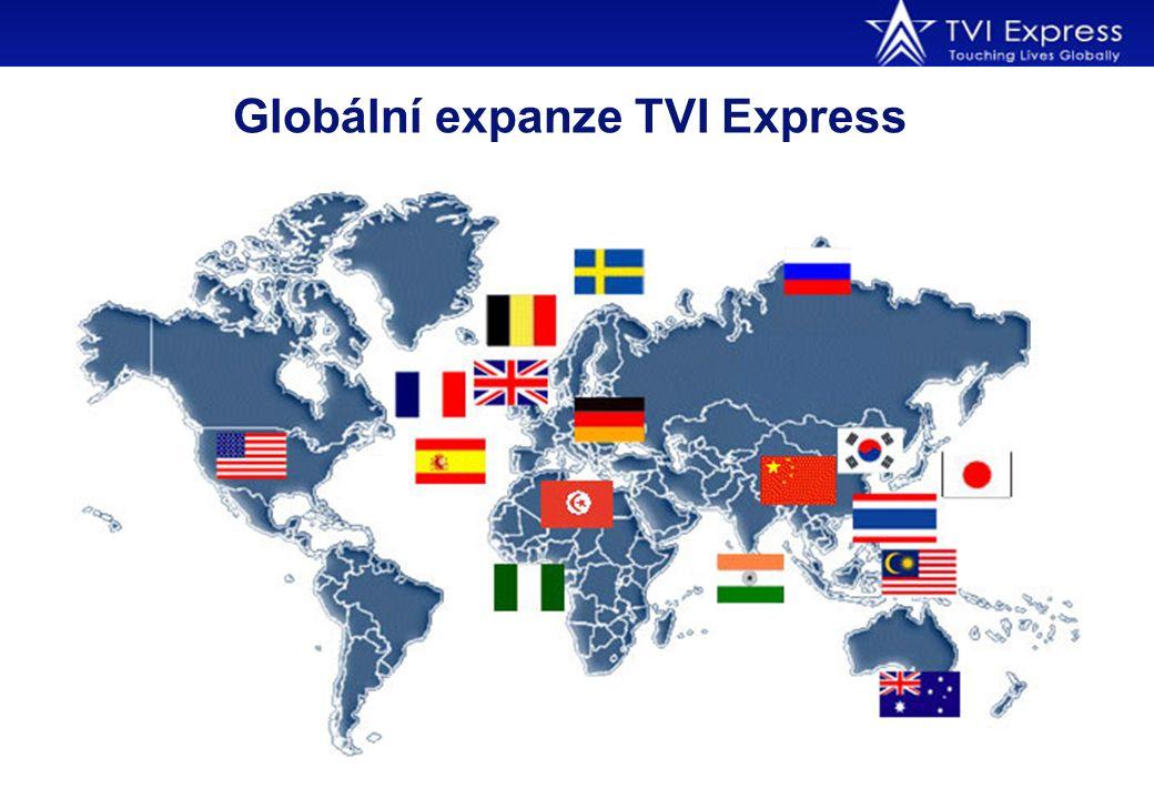 Sny se stanou skutečností Zavolejte hned Hanku, která Vás na prezentaci TVI Express pozvala.