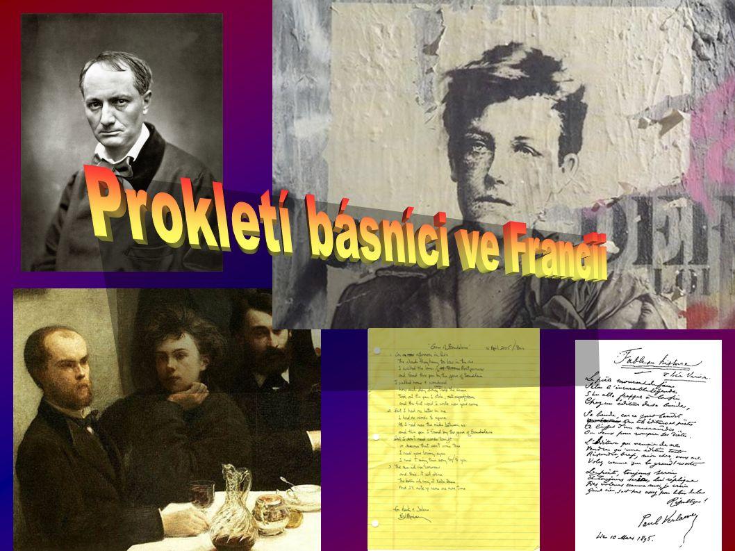 skupina několika básníků, kteří tvořili ve 2.polovině 19.