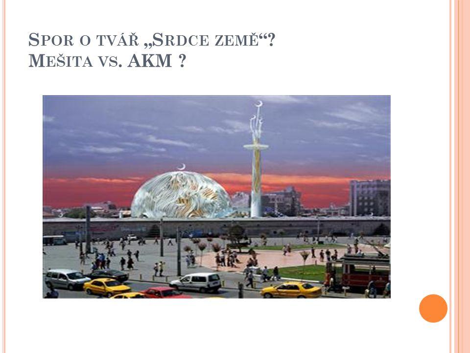 "S POR O TVÁŘ ""S RDCE ZEMĚ M EŠITA VS. AKM"