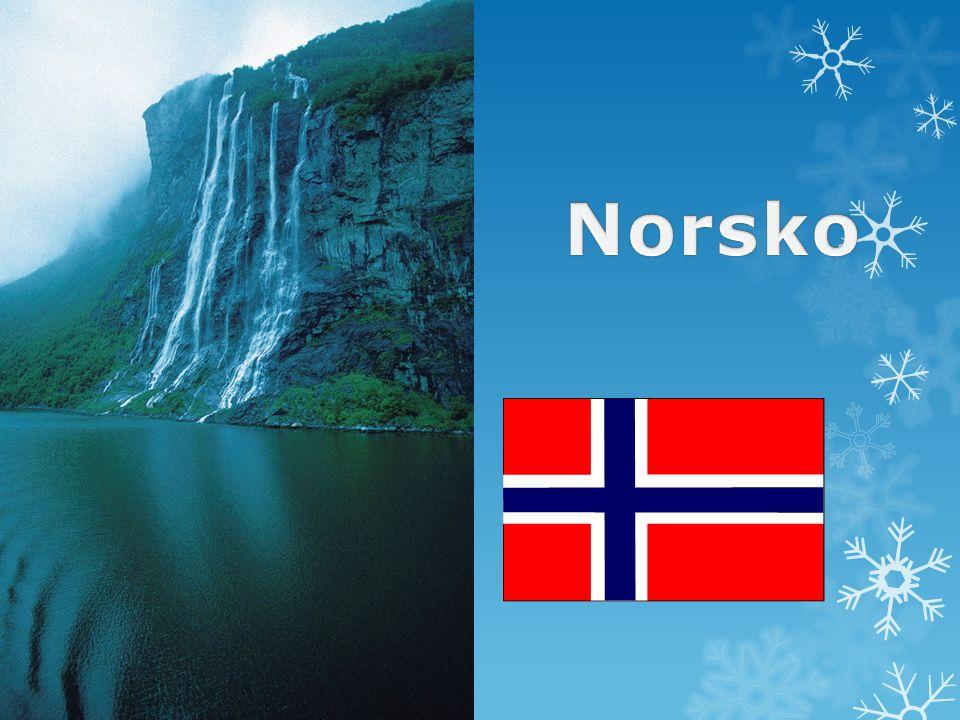 Norsko severský stát ležící na ……………………..….poloostrově.