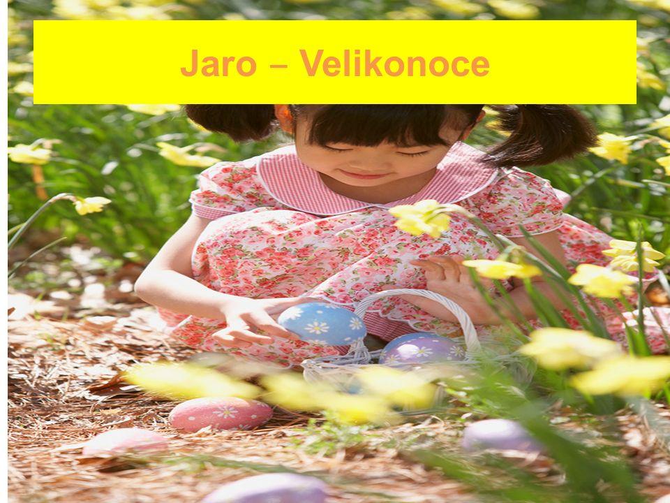 Jaro ‒ Velikonoce
