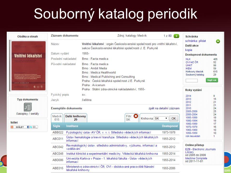 Souborný katalog periodik