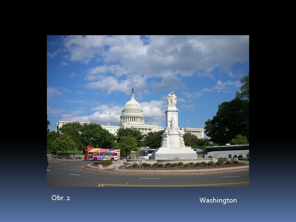 Území USA rozdělujeme na tři regiony: východ a jih střed západ Mapka učebnice str.