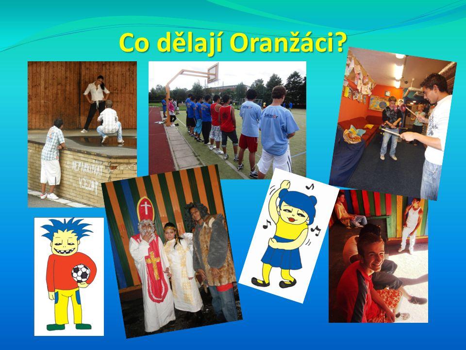 Co se nám v roce 2010 podařilo.NZDM Modrý pomeranč je členem ČAS.