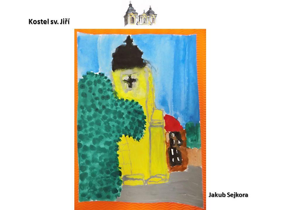 Jakub Sejkora Kostel sv. Jiří