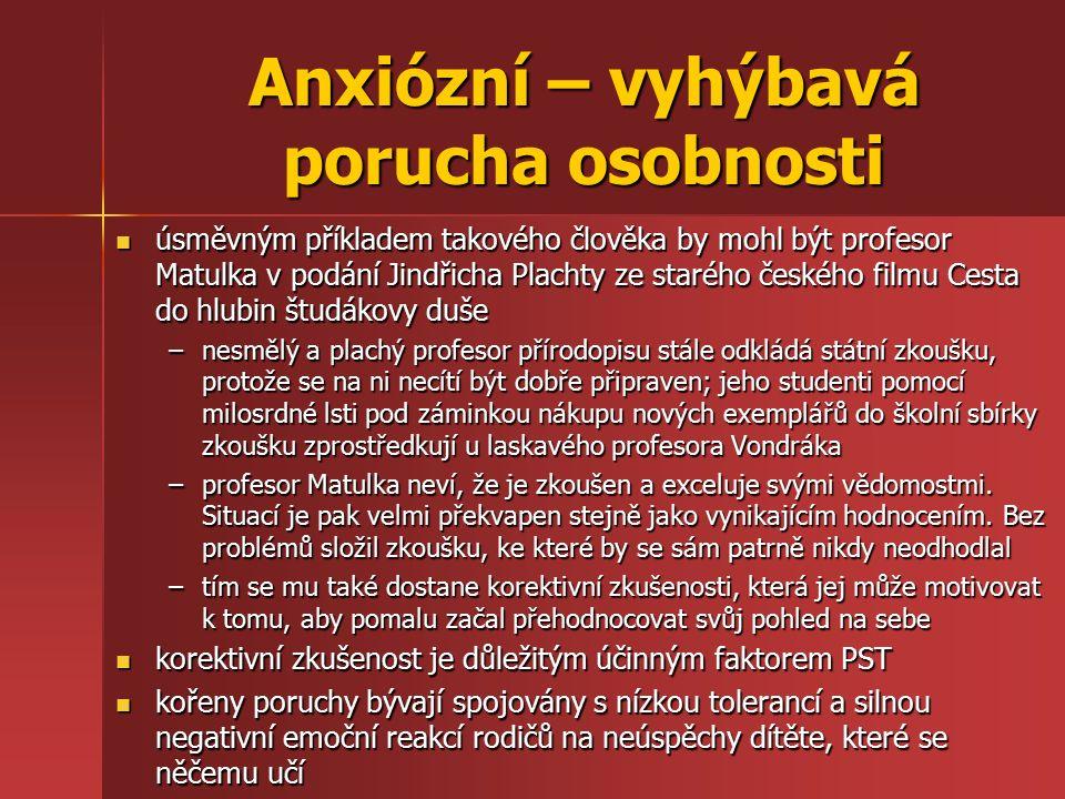 úsměvným příkladem takového člověka by mohl být profesor Matulka v podání Jindřicha Plachty ze starého českého filmu Cesta do hlubin študákovy duše ús