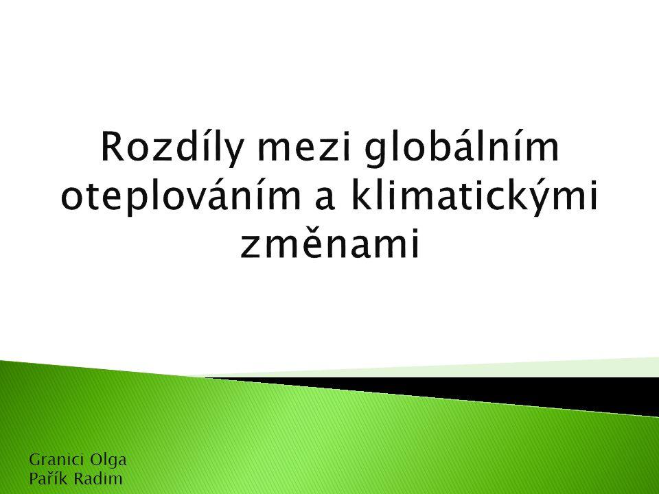 Granici Olga Pařík Radim