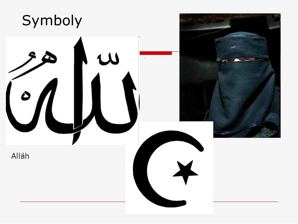 Symboly Alláh