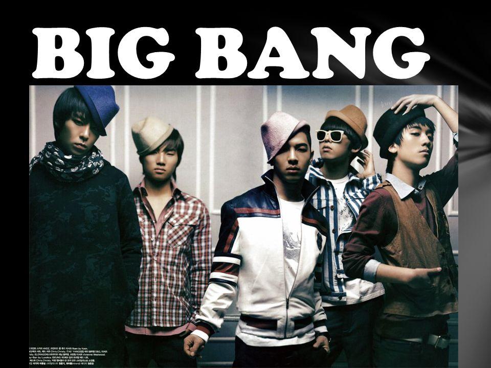  Jihokorejská mužská skupina  Žánry: K-Pop, hip hop, rock, taneční, elektronické  Vznikla v roce 2006  Jsou známí pro svou originální hudbu a módní styl (nejmoderněji oblékaná skupina na světě)  Písně skládá jejich člen (jako jedné z mála skupin) ZÁKLADNÍ INFORMACE